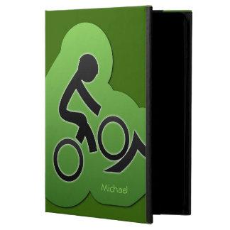 Caja del aire del iPad del motorista de la bicicle