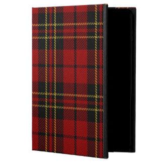 Caja del aire del iPad del tartán de Brodie