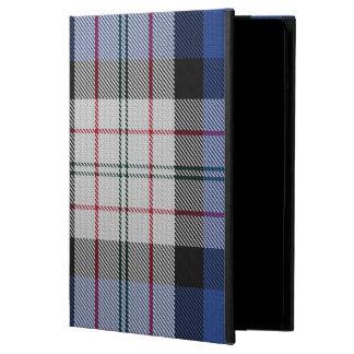 Caja del aire del iPad del tartán de Ferguson