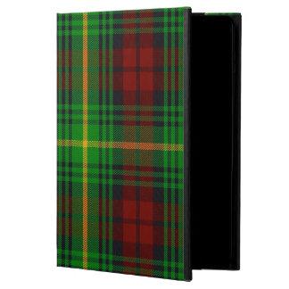 Caja del aire del iPad del tartán de Martin