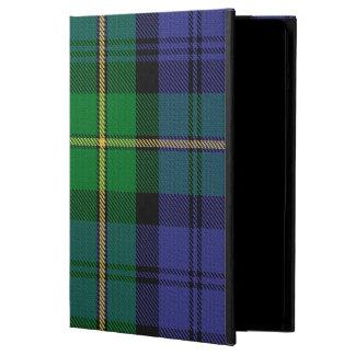 Caja del aire del iPad del tartán del clan de Gord