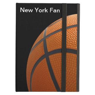 Caja del aire del iPad del tema del baloncesto