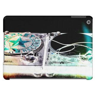 caja del aire del iPad del tocadiscos Funda Para iPad Air