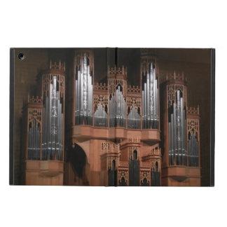 caja del aire del iPad - órgano adornado, Uc Berke