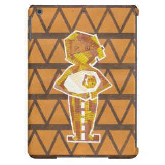 Caja del aire del Yo-Cojín de la momia de la momia Funda Para iPad Air