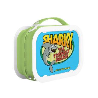 Caja del almuerzo de Sharky