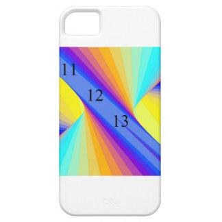 Caja del arco iris del torbellino iPhone 5 carcasa