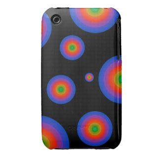 Caja del arco iris iPhone 3 cobreturas