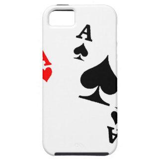 Caja del as iPhone 5 Case-Mate funda