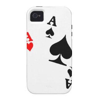 Caja del as Case-Mate iPhone 4 carcasas