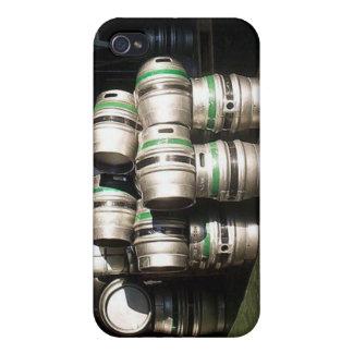 Caja del barril de cerveza para el iPhone 4 iPhone 4/4S Carcasa
