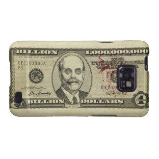 Caja del billete de banco del zombi de Federal Galaxy SII Carcasas