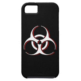 Caja del Biohazard iPhone4 - sangre de la ceniza iPhone 5 Coberturas