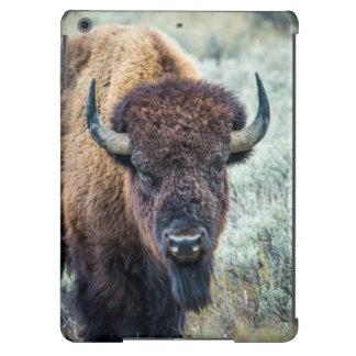 Caja del bisonte de Bull Funda Para iPad Air