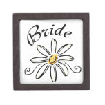 Caja del boda de la novia caja de recuerdo de calidad