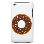 Caja del buñuelo del chocolate iPod Case-Mate protectores