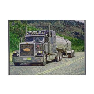 Caja del camión de petrolero del combustible del c iPad mini cárcasa