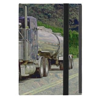 Caja del camión de petrolero del combustible del iPad mini carcasas