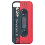 Caja del casete iPhone 5 cobertura