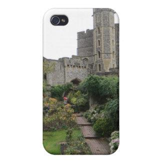 Caja del castillo de Windsor iPhone 4 Cobertura