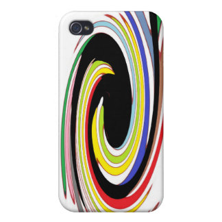 Caja del chapoteo iPhone 4/4S carcasas