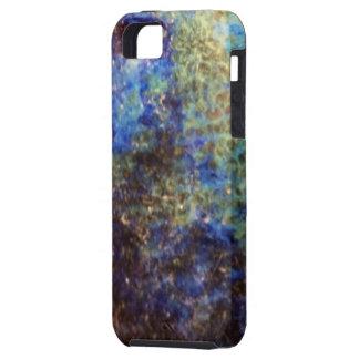 Caja del cielo nocturno iPhone 5 carcasa