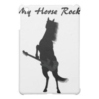 Caja del cojín 1 de la mota I del caballo de Rocki