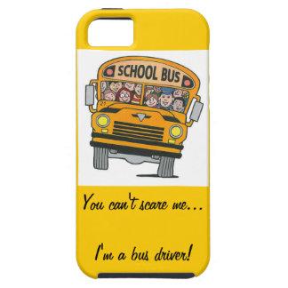 Caja del conductor del autobús iPhone 5 carcasas