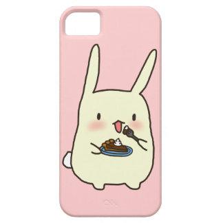 Caja del conejito 1Phone 5 del trébol iPhone 5 Case-Mate Protectores