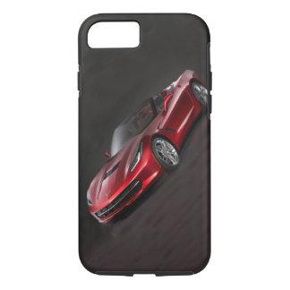 Caja del Corvette de Stylin Funda iPhone 7