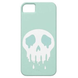 Caja del cráneo de Melty de la menta iPhone 5 Carcasas