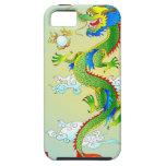 Caja del dragón iPhone5 del emperador iPhone 5 Carcasa