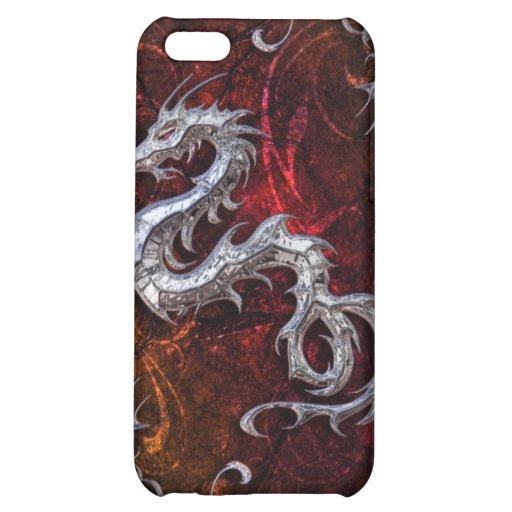 Caja del dragón para el iPhone 4 o el iPhone 4S