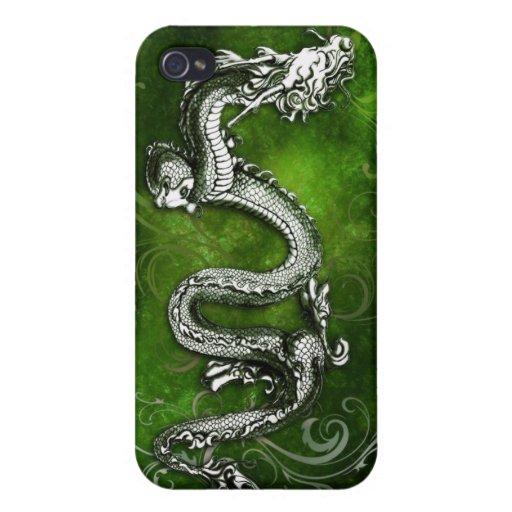 Caja del dragón para el iPhone 4 o el iPhone 4S iPhone 4 Carcasa