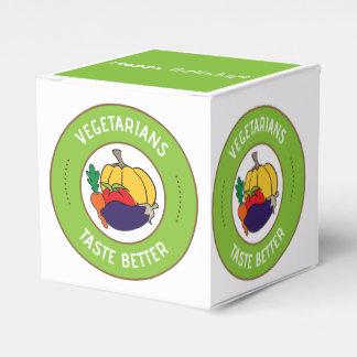 Caja del favor de fiesta del gusto de los cajas para regalos de boda