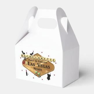 Caja del favor del AGUILÓN de Las Vegas del FIESTA Cajas Para Regalos