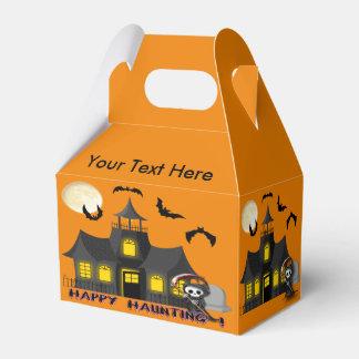 Caja del favor del aguilón del segador de la casa cajas para detalles de boda