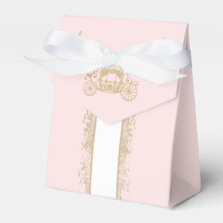 Caja del favor del carro caja para regalos