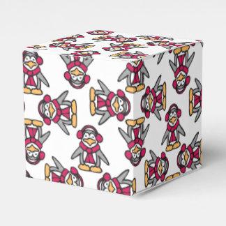 Caja del favor del navidad del modelo de los caja para regalo de boda
