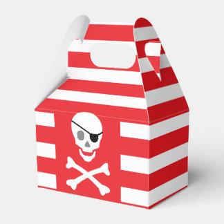 """Caja del favor del """"pirata"""" caja para regalos"""