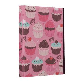 Caja del folio de Fluffcakes Ipad