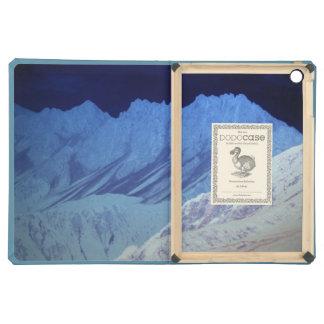 Caja del folio del aire del iPad de las montañas d