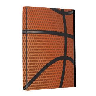 caja del folio del iPad - baloncesto