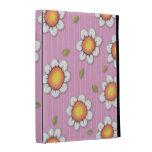 Caja del folio del iPad de Caseable de las margari