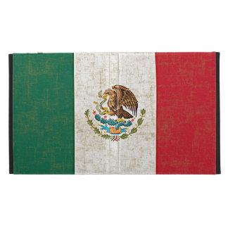 Caja del folio del iPad de la BANDERA de MÉXICO