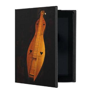Caja del folio del iPad del Dulcimer iPad Fundas
