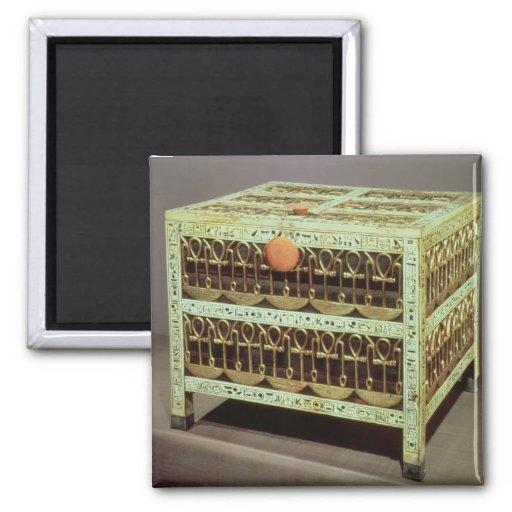 Caja del Hacienda de la tumba de Imán Cuadrado