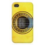 Caja del IP del flamenco por el rafi talby iPhone 4 Carcasa