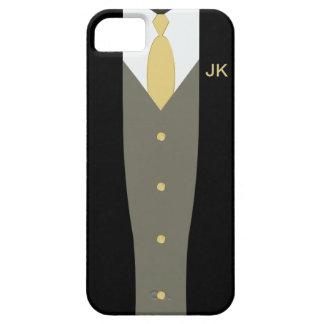 caja del juego de los hombres con clase del iPhone iPhone 5 Case-Mate Coberturas