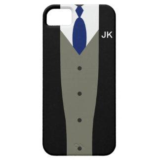 caja del juego de los hombres con clase del iPhone iPhone 5 Case-Mate Cárcasas